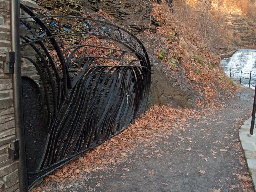 Cascadilla Gorge Trail Cornell Ithaca