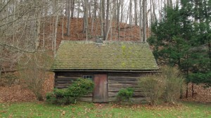 Millard Fillmore cabin at Fillmore Glen State Park, Moravia, NY Finger Lakes