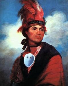 Joseph Brant, Mohawk