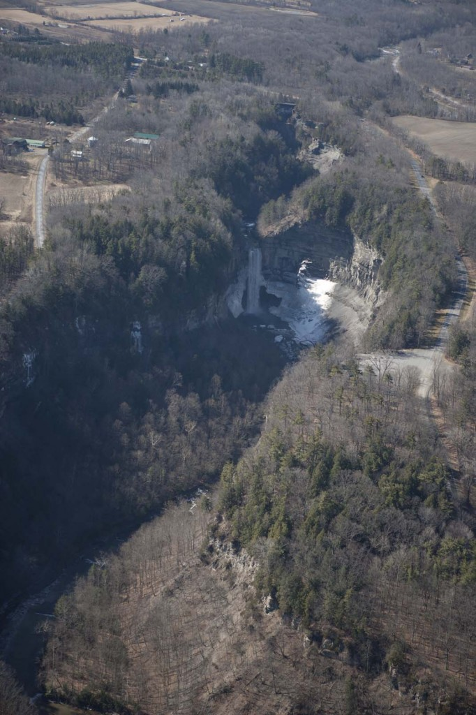 Taughannock Falls State Park, gorge, waterfall, Trumansburg, Ithaca, NY, Finger Lakes, Tompkins County
