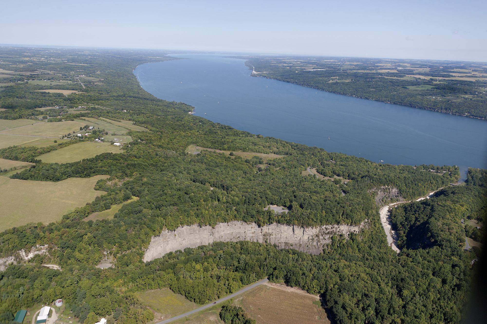 New york cayuga county - Taughannock Falls State Park Cayuga Lake Finger Lakes Tompkins County Seneca County