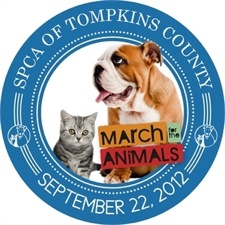 SPCA of Tompkins County, Ithaca, NY, Cornell Plantations, dogs, cats