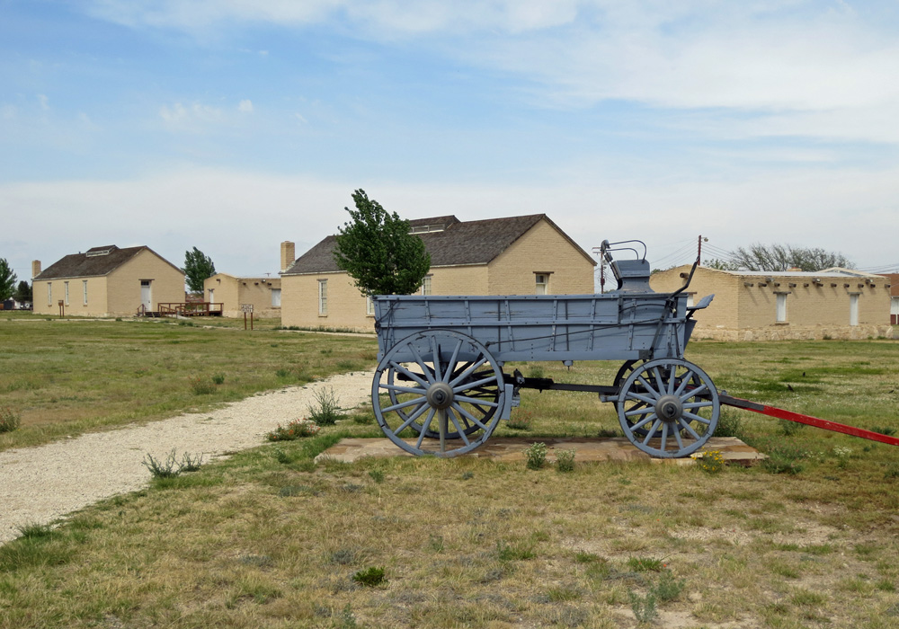Historic Fort Stockton, Texas