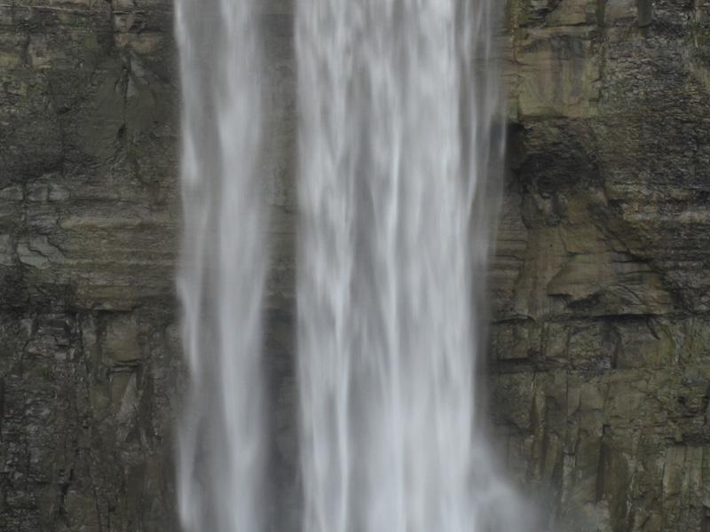 Taughannock Falls State Park, Trumansburg, NY, near Ithaca, Finger Lakes, Cayuga Lake